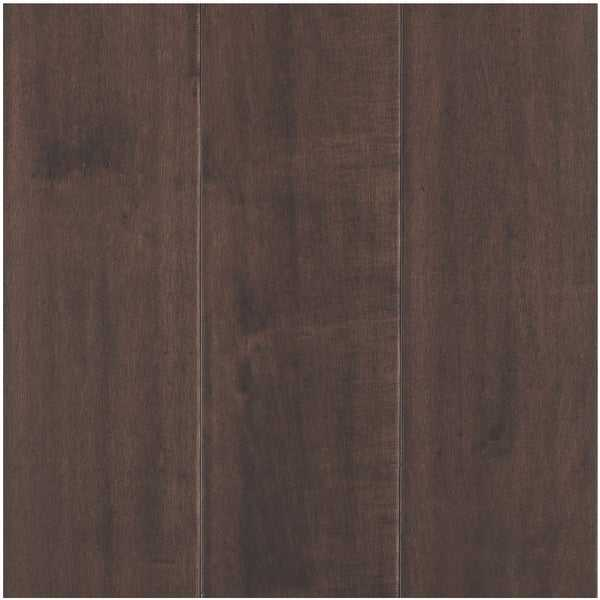 Mohawk Industries BCK20-MAP 7' Wide Engineered Hardwood Flooring - Handscraped M - Espresso Maple